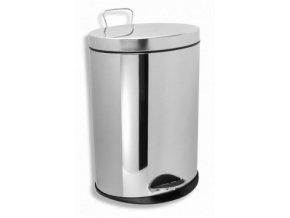 NOVATORRE 6160.0 kulatý odpadkový koš 5 litrů