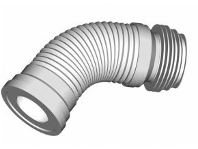 BO E 945 55 WC flexibilní připojení 55cm