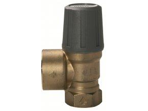 """ARM PV 25-2,5 pojistný ventil 1"""", 2,5 bar"""