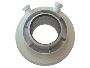 VAILLANT 0020147469 připojovací adaptér pro změnu odvodu spalin na průměr 80/125mm