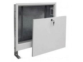 PODL SZP-2 podomítková skříň podlahového topení šířka 56,5cm