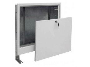 PODL SZP-4 podomítková skříň podlahového topení šířka 79,5cm