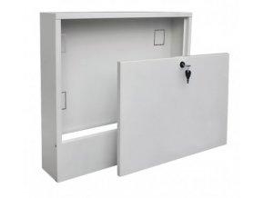 PODL SZN-O nástěnná skříň podlahového topení šířka 35,5cm