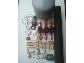 BENEKOV C17 Premium BM SET 0020114 pro kotel s bojlerem