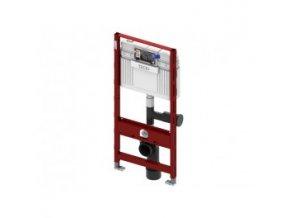 TECEprofil 9.300.003 konstrukce pro závěsné WC s rámem do sádrokartonu a s odsáváním pachu