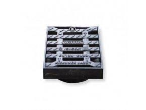 KG IF203000W litinová mříž pojízdná 315mm, 40t